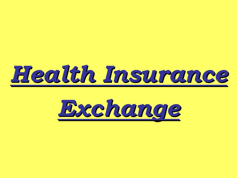 Health Care Exchange